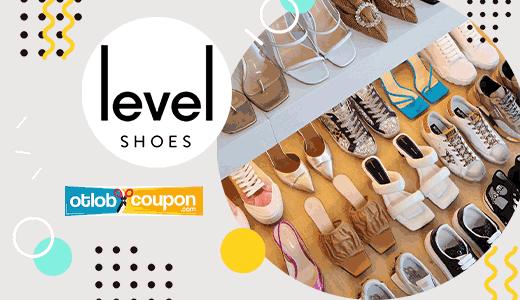 كود خصم ليفيل شوز Level Shoes