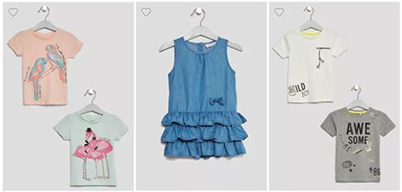 00189d3bb ... لملابس الاطفال نمشي نمشي Namshi KIds. Namshi Coupon code 20% on Namshi  kids